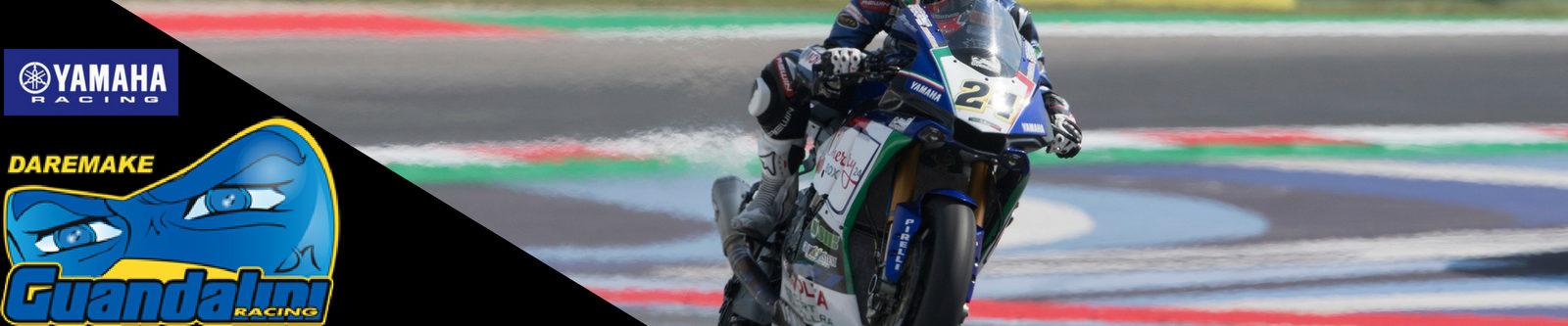 "Guandalini Racing conquista Tre punti in Gara 1.  ""Per Noi Il MondialeSBK Inizia da Qui"""
